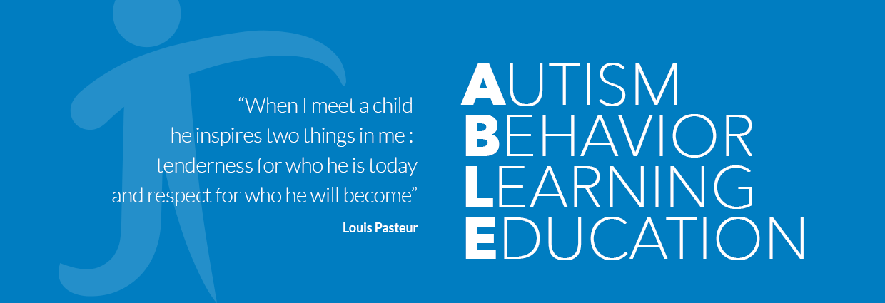 Autisme Behavior Learning Education